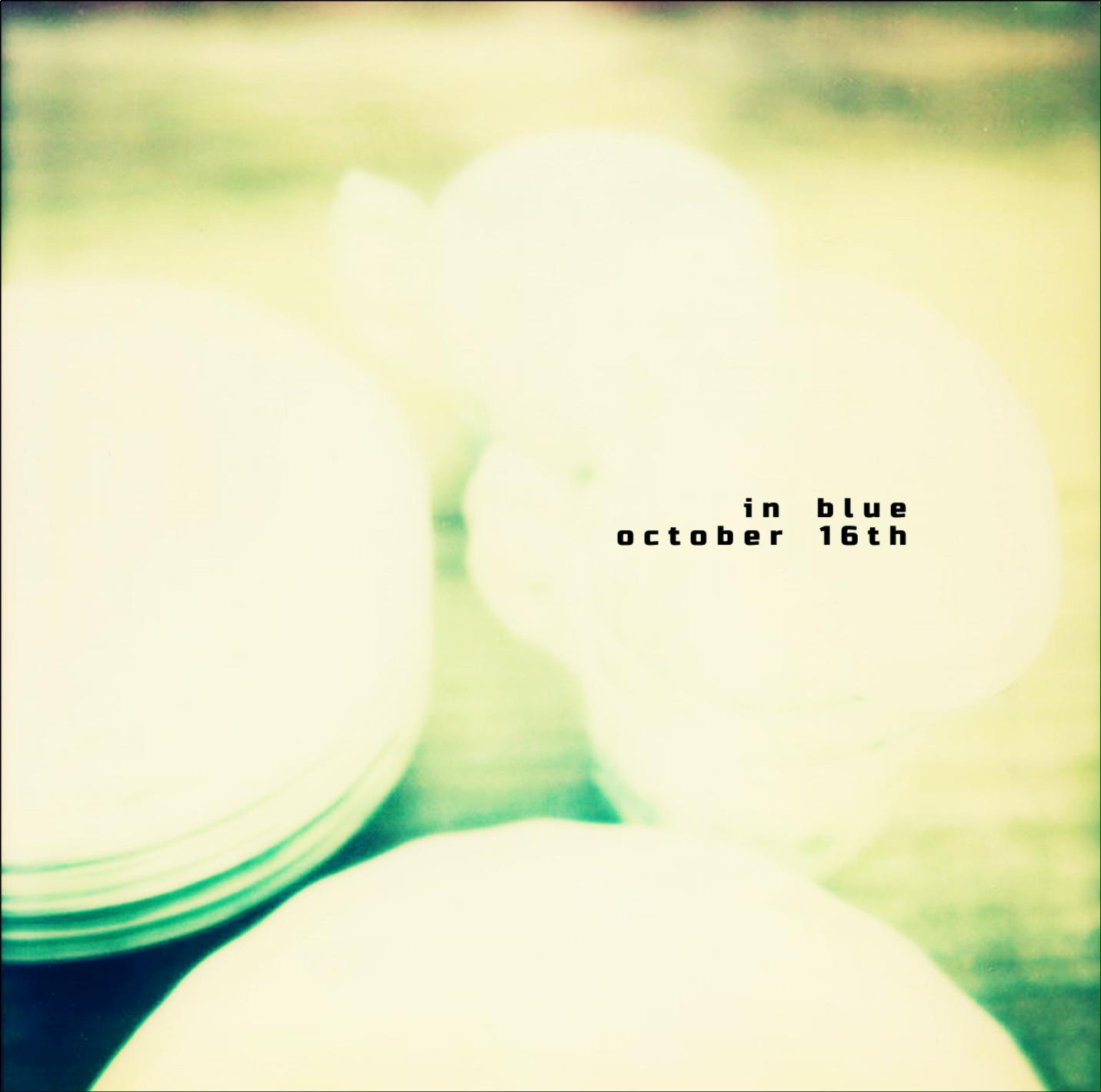 October 16th (Single)