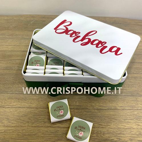 CHOCOLATE BOX CIOCCOLATO  (70 PEZZI)