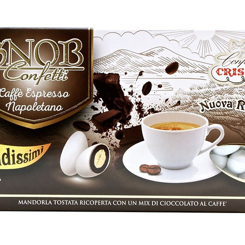 CRISPO SNOB CAFFE' ESPRESSO NAPOLETANOGR.500