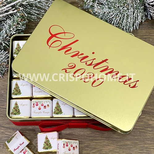 BOX LATTA CREMINI CHRISTMAS  (48 PZ)