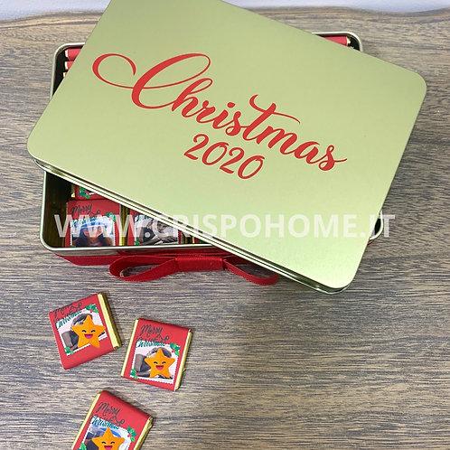 CHOCOLATE BOX CIOCCOLATO CHRISTMAS  (70 PEZZI)