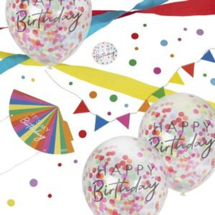 HAPPY BIRTHDAY KIT UFFICIO