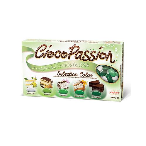 CIOCOPASSION SELECTION COLOR VERDE1KG