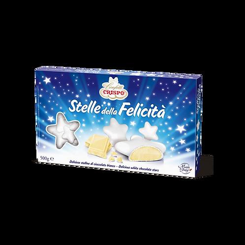 STELLE DELLA FELICITA' BIANCHE 500GR