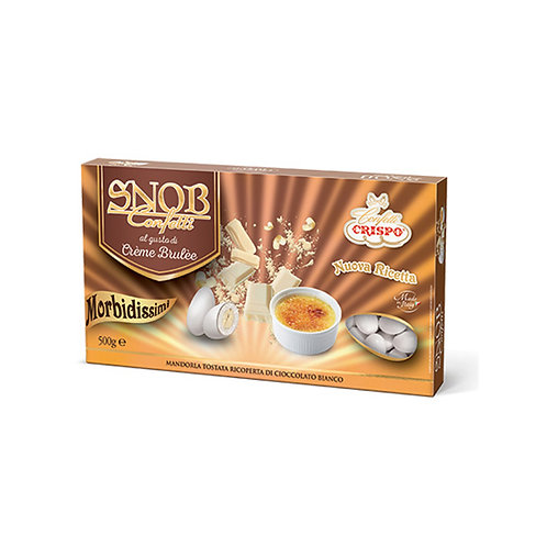 CRISPO SNOB CREME BRULE'EGR.500