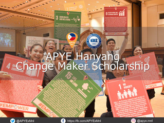 Hanyang University Change Maker Scholarship