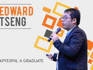 Empowered Champion: Edward Tseng