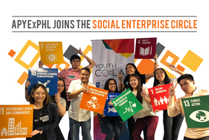 APYExPHL joins the Social Enterprise Circle