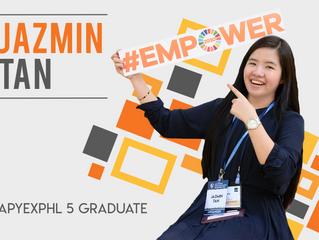 Empowered Champion: Jazmin Tan