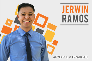 Empowered Champion: Jerwin Ramos