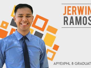 Empowered Champion: Jerwin Ramos