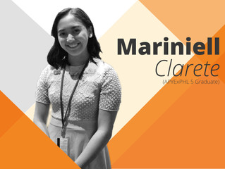 Empowered Champion: Mariniell Clarete