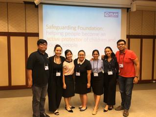 APYE Team attend Safeguarding Workshop