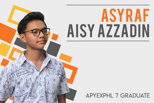 Empowered Champion: Asyraf Aisy Azzadin