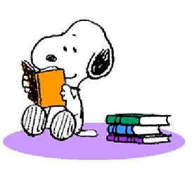 Snoopy Reading.JPG