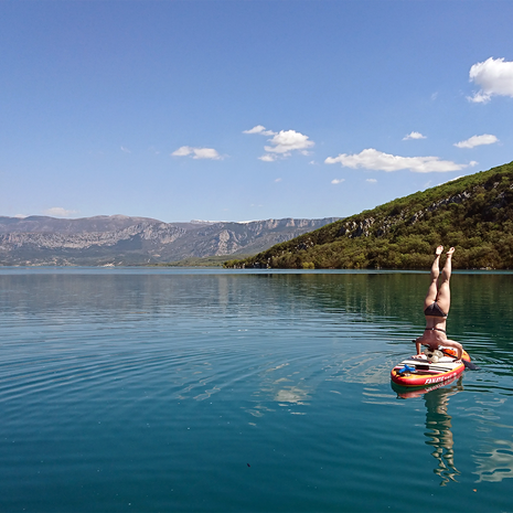 SUP Yoga - Float & Flow