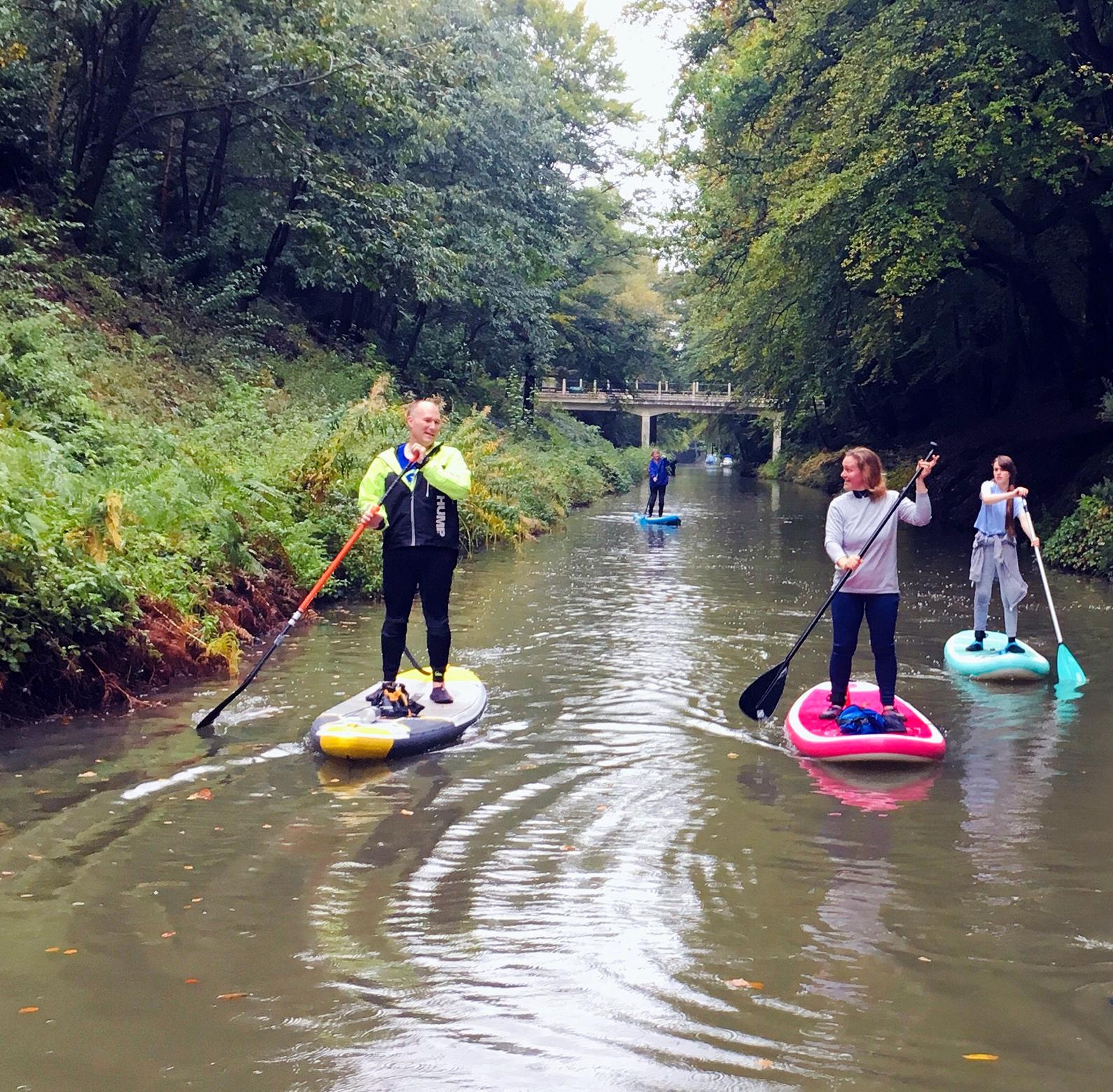 Social Paddle in Surrey