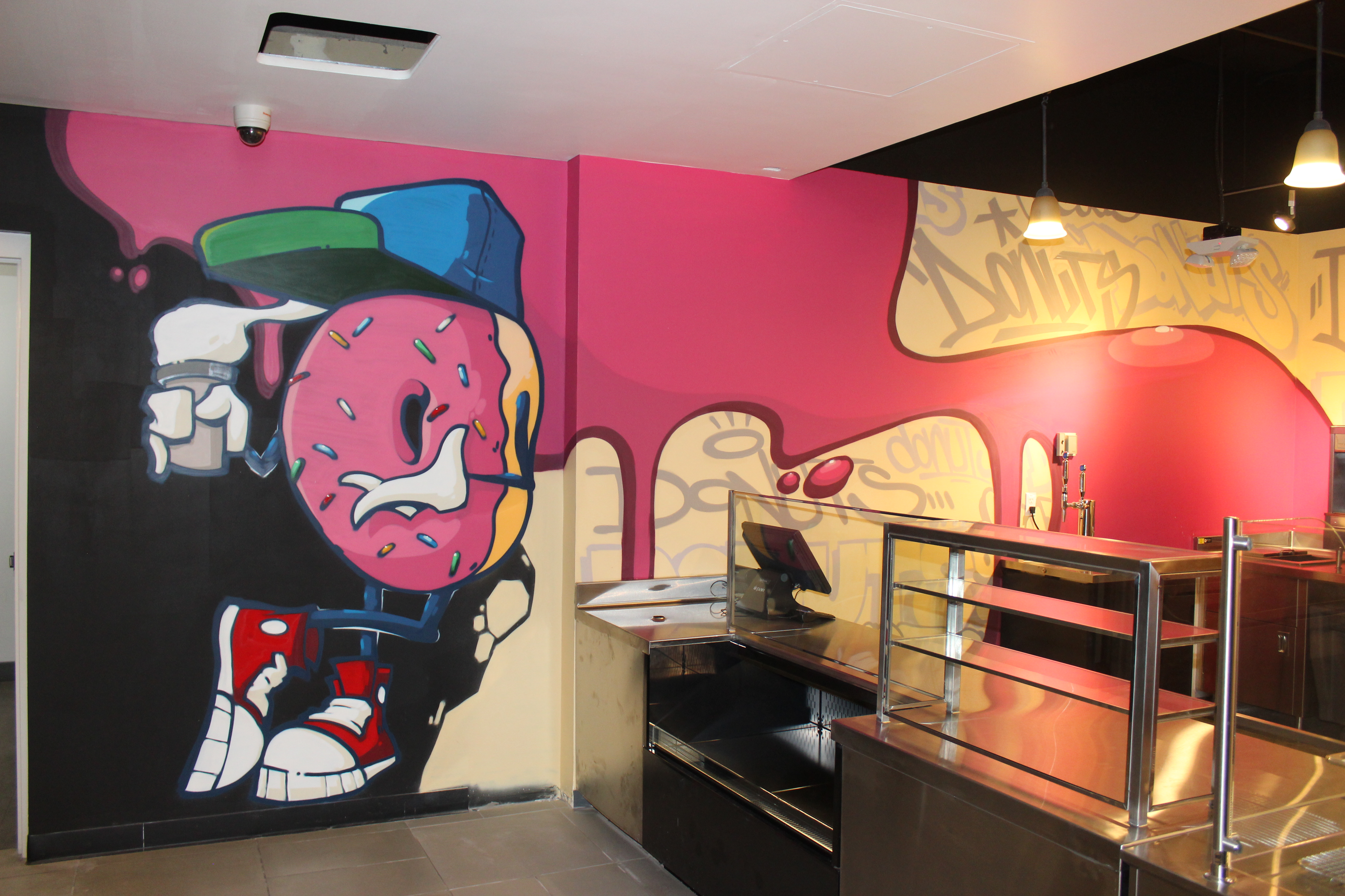 Linq Donut shop