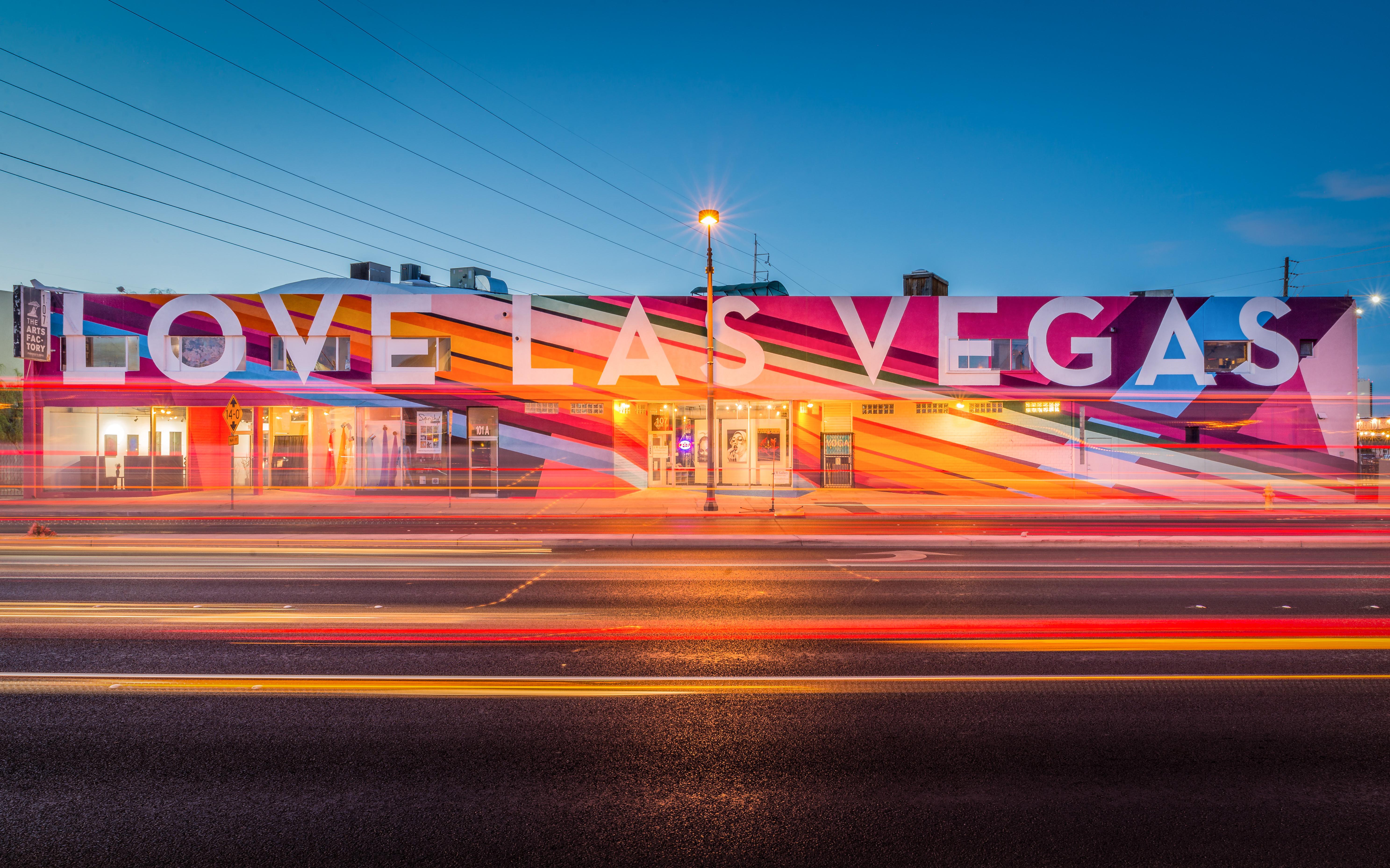 Las Vegas Arts Factory