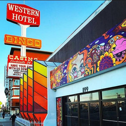 Western Hotel Fremont East