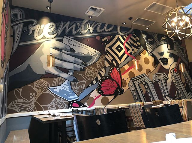 New Mural work transformation for dtlv's