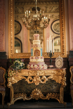 Palácio de Estoi Wedding Cake
