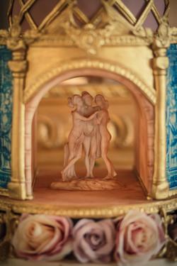 Palácio de Estoi Wedding Cake