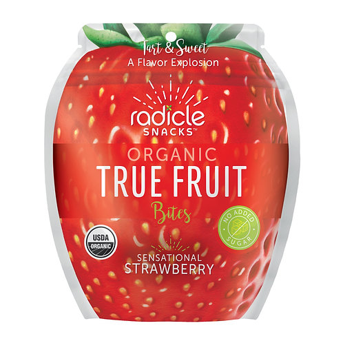 Strawberry True Fruit Bites
