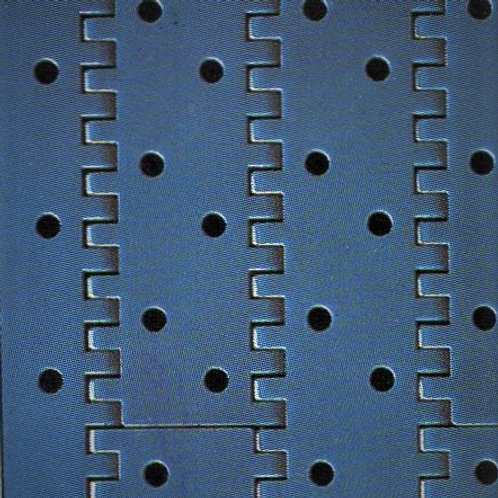 Perforated flat top surface