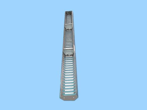 Canasto para transporte de envases de aluminio