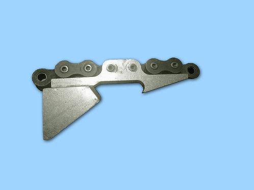 Cadena estándar con accesorios de características especiales