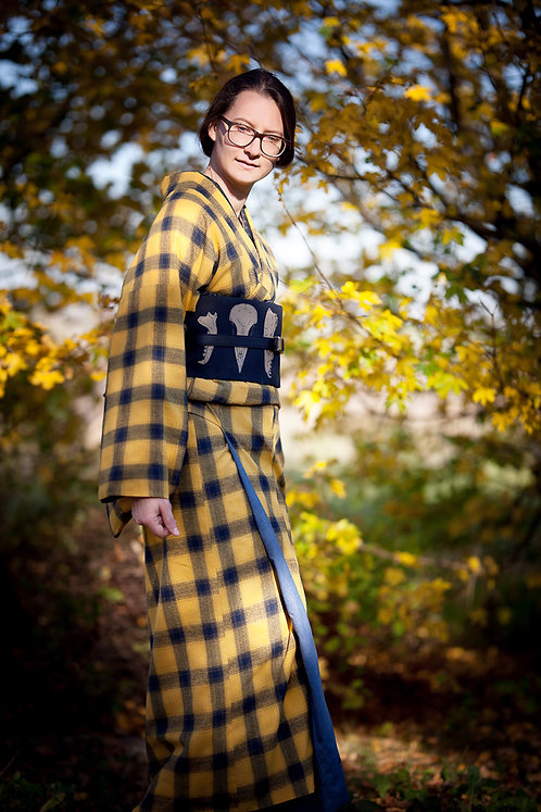 Flannel kimono (many colors available)