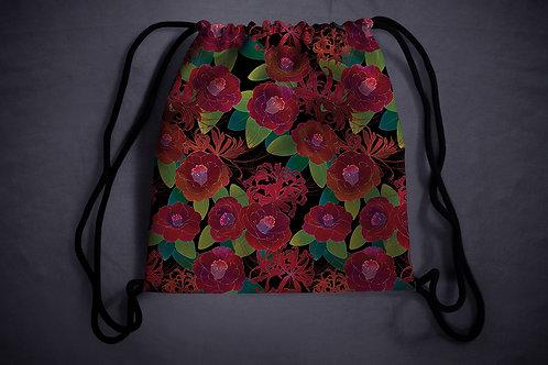 'tsubaki' drawstring backpack