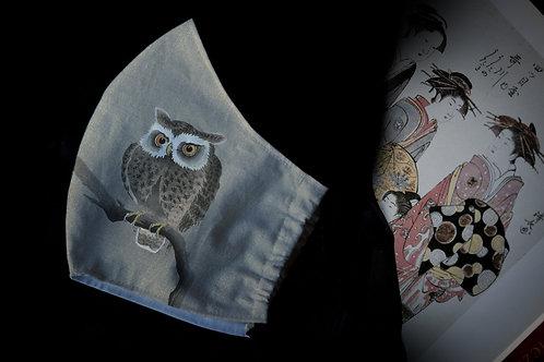Face mask 'owls'