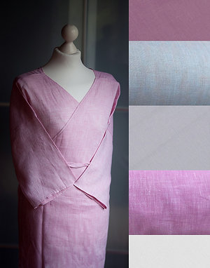 Hadajuban linen or cotton (many colors available)