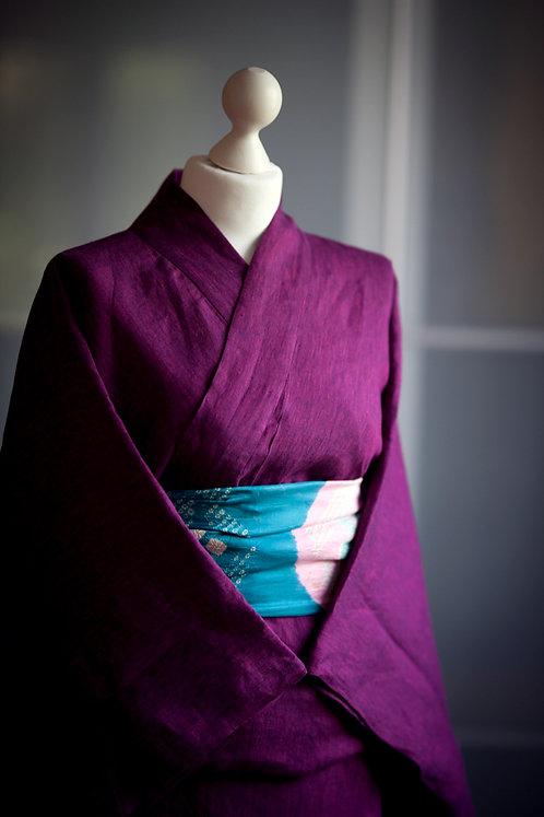 Linen yukata (many colors available)