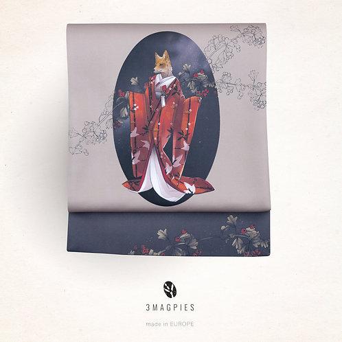 Nagoya/kyobukuro obi 'fox bride'