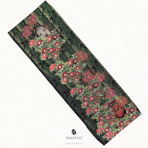 'hannya' chiffon scarf