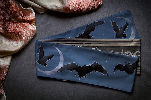 hanhaba obi 'bats and moonlight'
