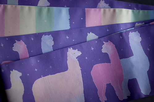 'rainbow alpacas' hanhaba obi