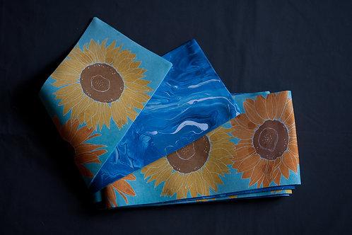 'sunflowers' hanhaba obi