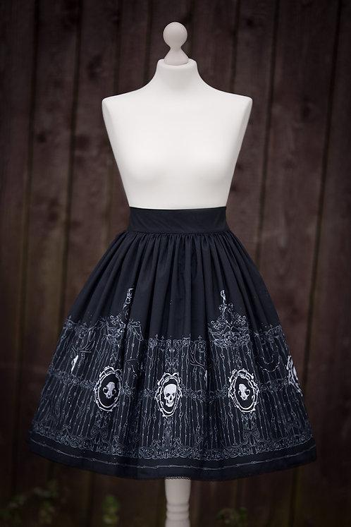 'gate of bones' skirt