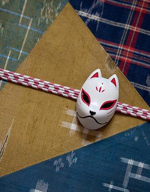 'kitsune mask' obidome