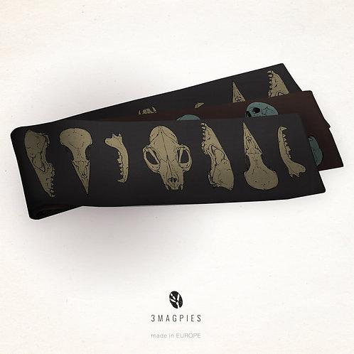 hanhaba obi 'skull collection'