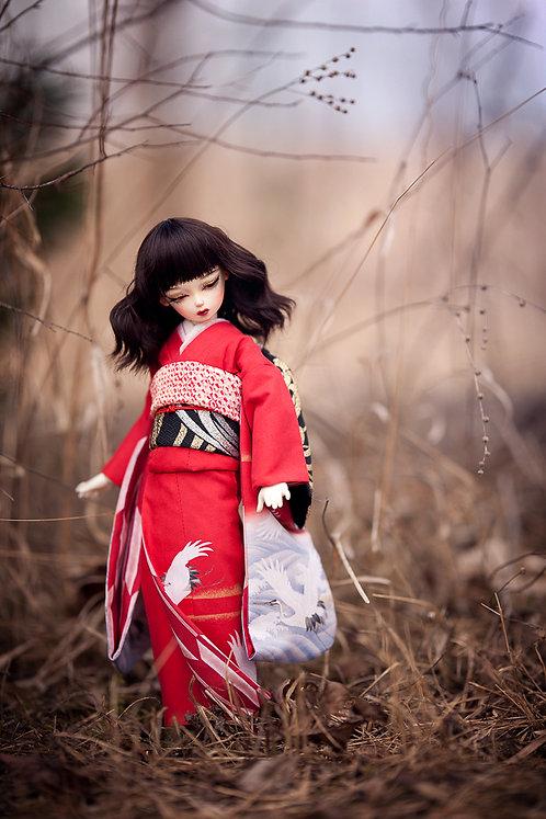 MSD doll kimono