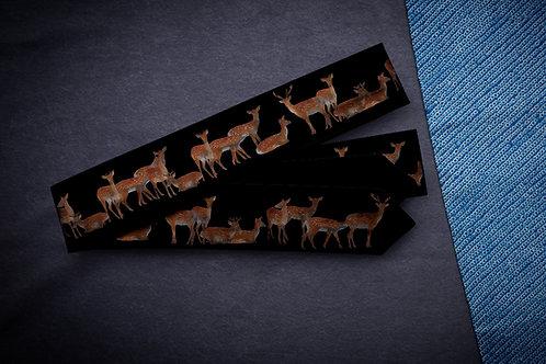Koshi-himo belt 'sika deer'