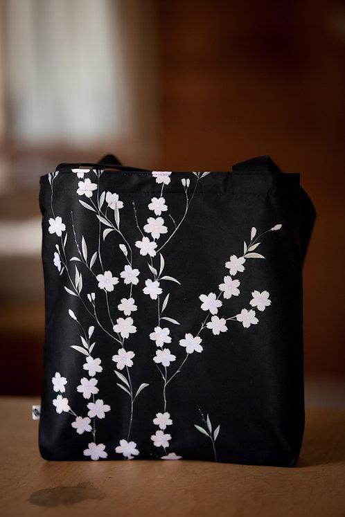 'sakura' canvas bag