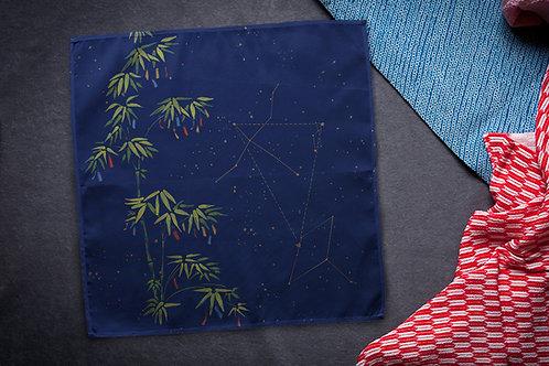 Furoshiki 'tanabata bamboo'