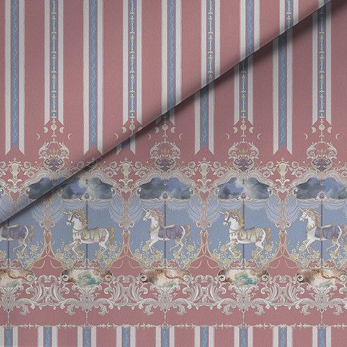 fabric - rococo carousel