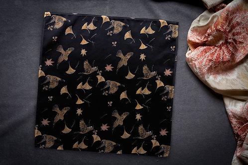Furoshiki 'autumn sparrow'